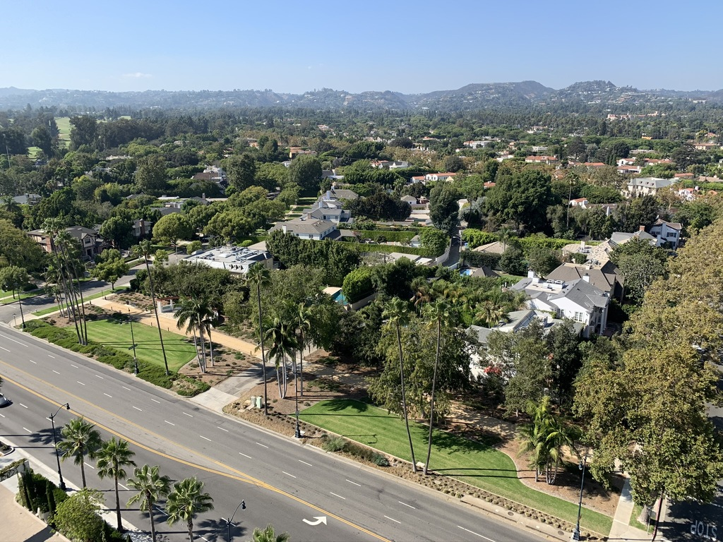 Golden Triangle, Beverly Hills